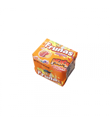 Alberts Frunas Fruit Chews Peach ( US )