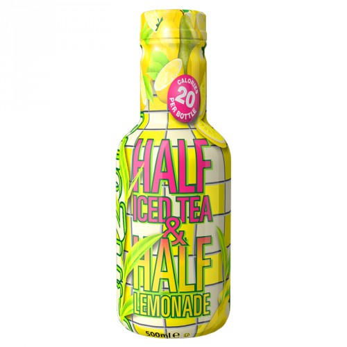 AriZona Half Iced Tea & Half Lemonade 500ml ( Netherlands )