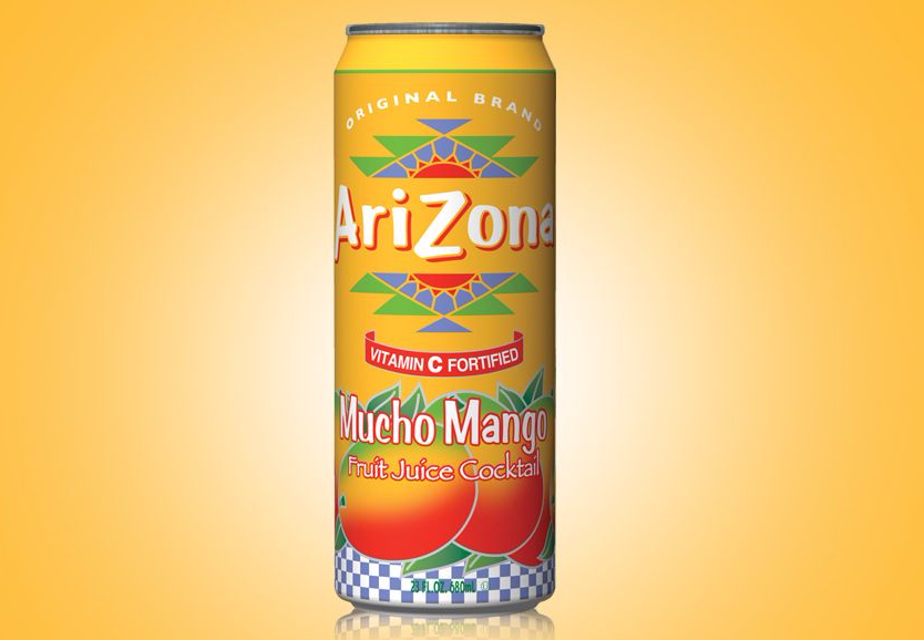 Arizona Mucho Mango 23oz Big Can (US)