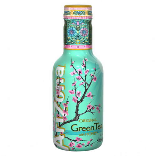 AriZona Original Green Tea with Honey 500ml ( Netherlands )