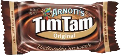 Arnotts Tim Tam - Original Individually Wrapped (18g) ( Australia )