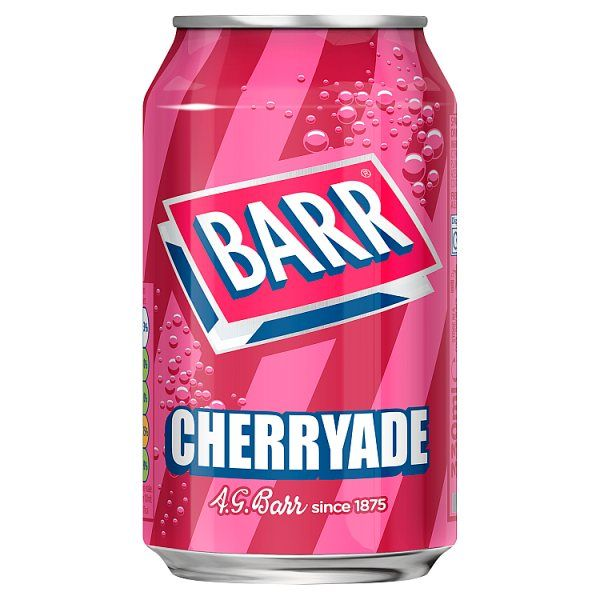 Barr Cherryade 330ml (UK)