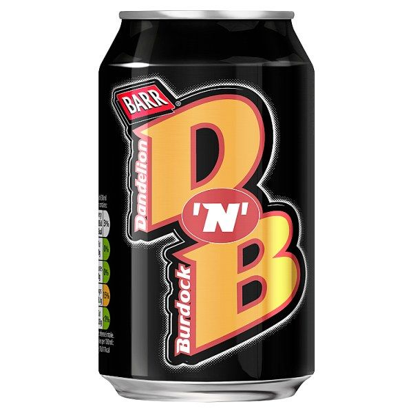 Barr D'N'B 330ml Can (UK)