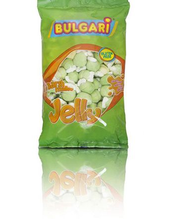 Bulgari Apple Mallow Jelly Filled 100g (Italy)
