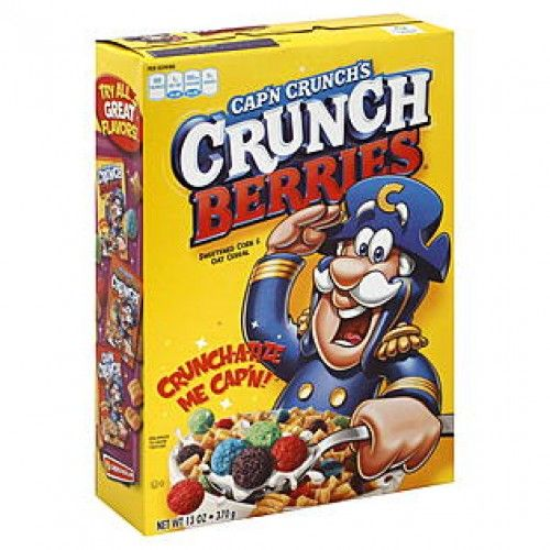 Cap'n Crunch Berries 13oz (US)