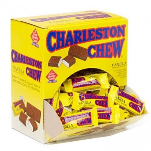 Charleston Chew Vanilla Changemaker