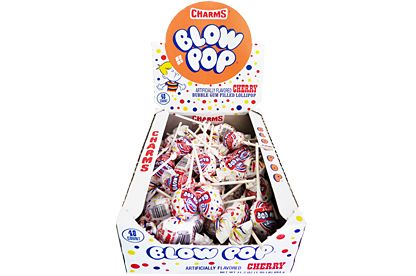 Charms Cherry Blow Pops  (US)