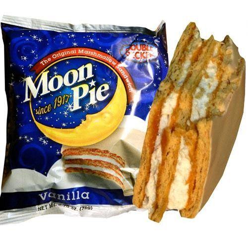 Chattanooga Moon Pie Vanilla 78g	(US)