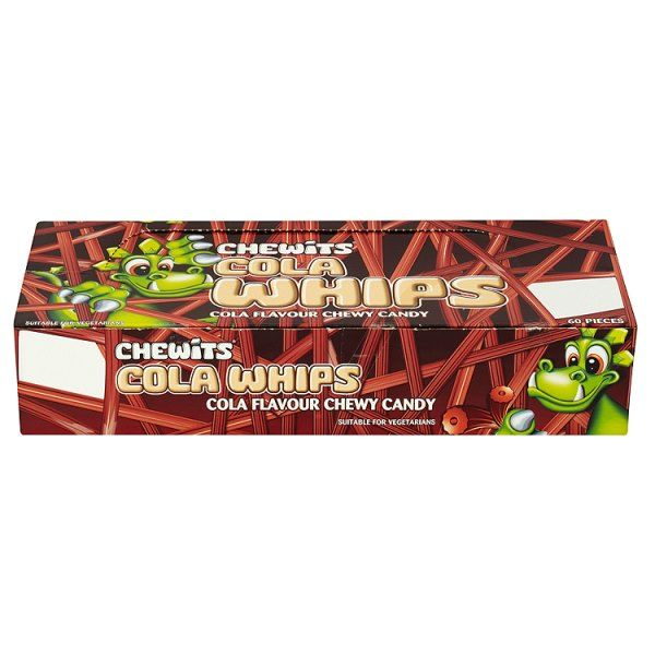 Chewits Cola Whips 60 Pieces