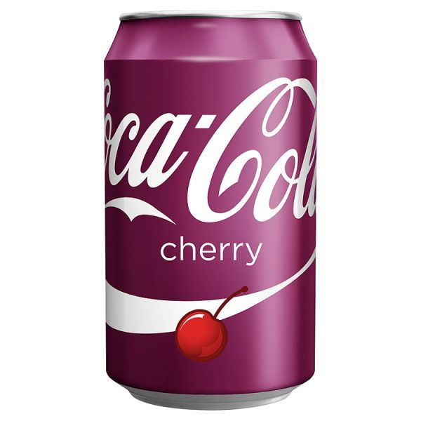 Coca-Cola Cherry 330ml ( UK )