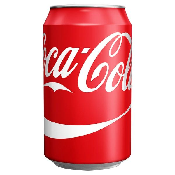 Coca Cola Classic 330ml  ( UK )
