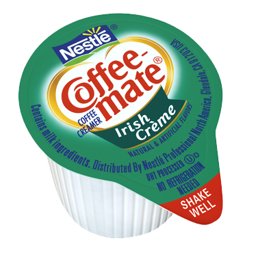Coffeemate Single Serve Creamers Irish Creme (US)