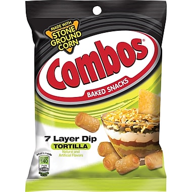 Combos 7 Layer Dip Tortilla  179g Bag (US)