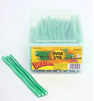 Dexters Dyna Stix Apple