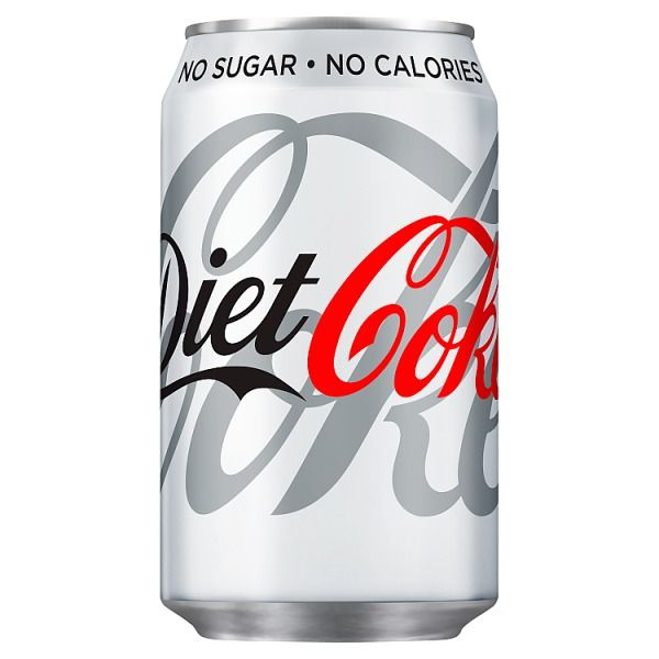 Diet Coke 330ml (UK)