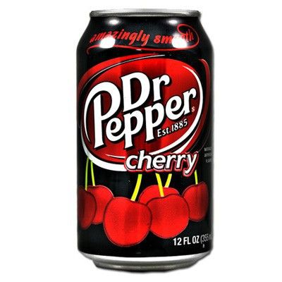 DR Pepper Cherry 355ml Can (US)
