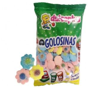 Dulce Plus Sugared Flowers 100g