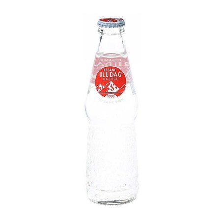 Efsane Uludag Gazoz Fruit Flavoured Carbonated Soft Drink 250ml ( Turkey )