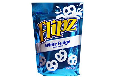 Flipz White Fudge Pretzel  (141g) (US)