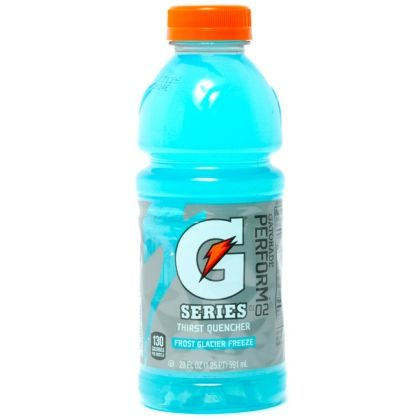 Gatorade G Series Frost Glacier Freeze 20oz (591ml) (US)