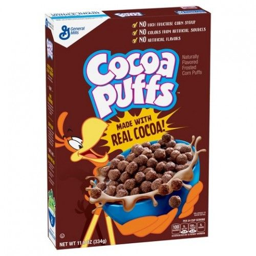 General Mills - Cocoa Puffs 11.8oz (334g) (US)