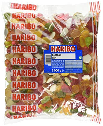 Haribo Football Mix 3kg Bag