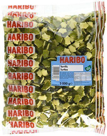 Haribo Terrific Turtles 3kg Bag