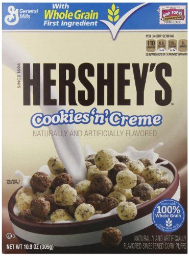 Hershey's Cookies & Cream Puff 309g (US)