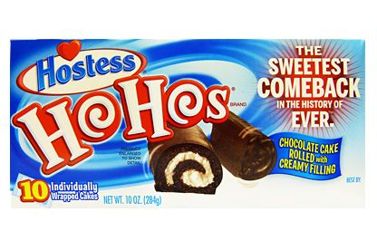Hostess Ho Hos (Box of 10) (US)