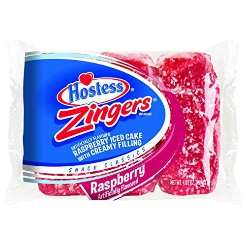 Hostess - Raspberry Zingers - Triple Pack (US)