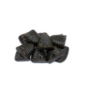 K&H Honey Beehives Liquorice 100g (Netherlands)