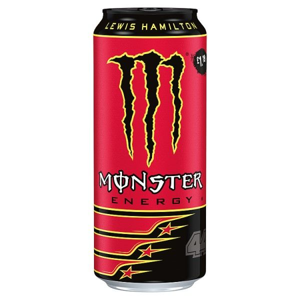 Monster Energy LH-44 500ml (UK)