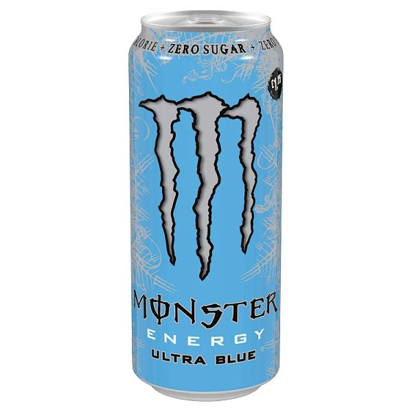 Monster Energy Ultra Blue 500ml (UK)