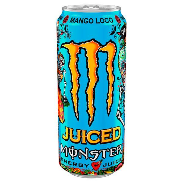 Monster Juiced Mango Loco 500ml (UK)