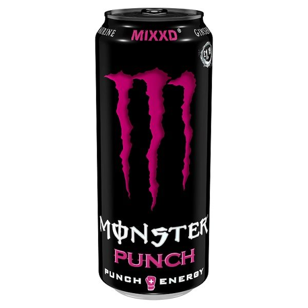 Monster Punch Mixxd 500ml (UK)
