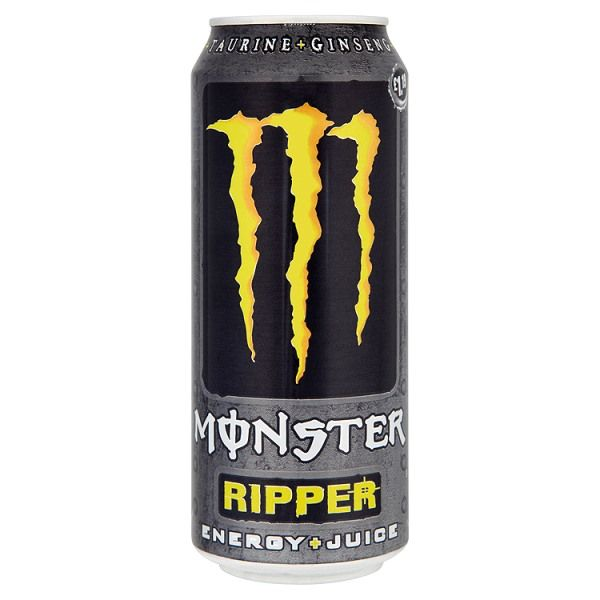 Monster Ripper Energy + Juice 500ml (UK)