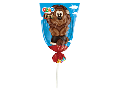 Ozmo Fun Chocloate Lolly (Turkey)