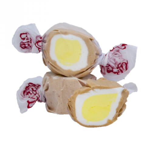 Taffy Town Banana Cream Pie Salt Water Taffy  100g ( US )