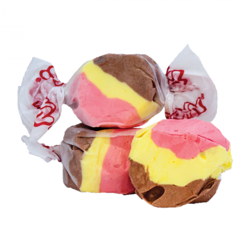 Taffy Town Banana Split Salt Water Taffy  100g ( US )