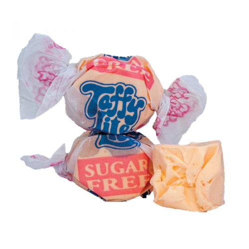 Taffy Town Orange Sugar Free Salt Water Taffy  100g ( US )