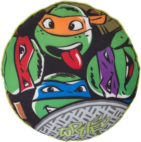 "Teenage Mutant Ninja Turtles"" Character Plush Pillow Cushion"