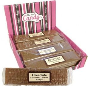 The Real Candy Co Chocolate Nougat 150g (UK)