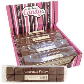 The Real Candy Co Real Candy Co Chocolate Fudge 150g (UK)