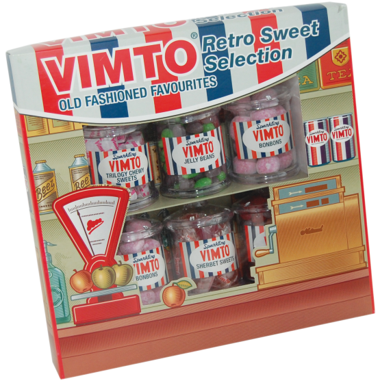 Vimto Old Fashioned Sweet Shop 390g