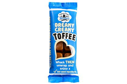 Walkers  Nonsuch Dreamy Creamy Toffee  50g  (UK)