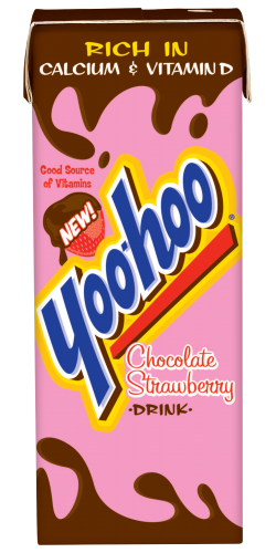 Yoo Hoo Chocloate Strawberry Carton 192ml (US)